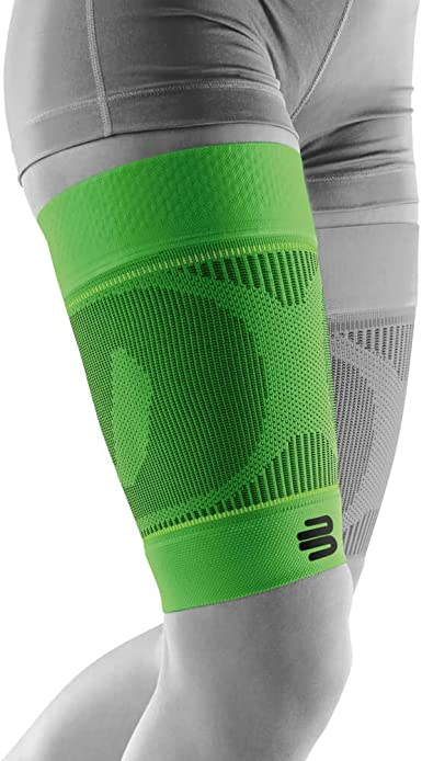 Bauerfeind 1 Paar Sport Kompressions-Oberschenkelbandage Unisex St/ärkung der Muskulatur Rechts und links tragbar F/ür Ball- und Ausdauersportarten