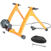 Conquer Pro Indoor Bike Trainer Exercise Machine 5 Speed Variable Magnetic Resistance
