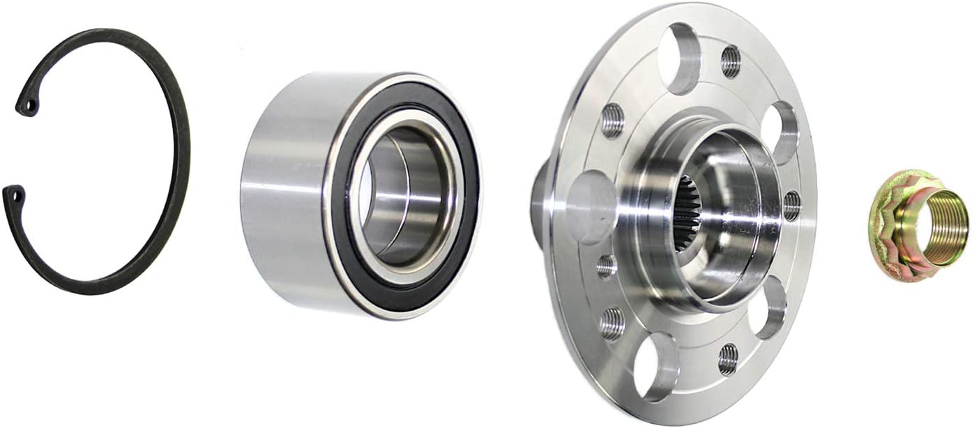 DuraGo 29596044 Rear Wheel Hub Kit
