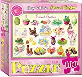 Sweet Easter Puzzle, 100-Piece