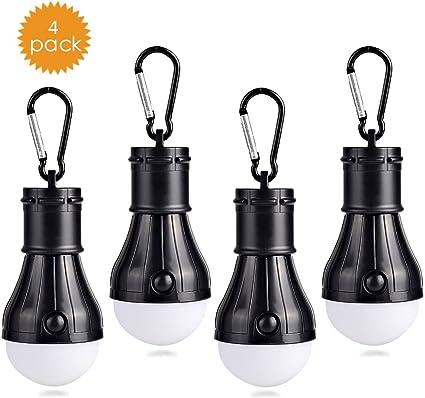 LED Camping Lampe Outdoor Laterne Zeltlampe Licht Campingleuchte Notfall Birne