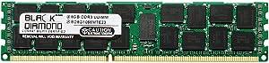 8GB RAM Memory for Compaq HP Z Series Workstations Z620 Workstation Black Diamond Memory Module DDR3 ECC Registered RDIMM 240pin PC3-8500 1066MHz Upgrade