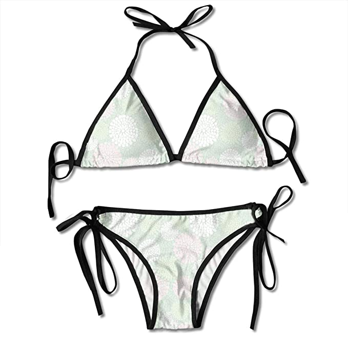eff81fbc2 Image Unavailable. Image not available for. Color: Women's Swimsuit Two  Pieces ...