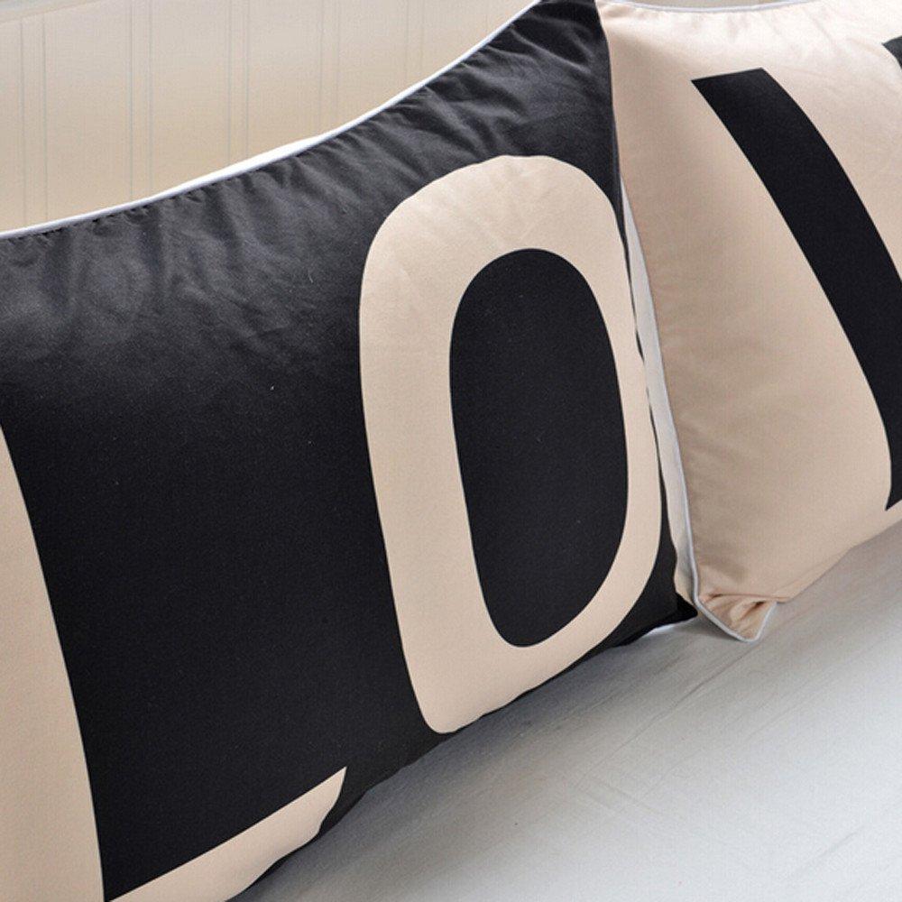 Amazon.com: 2 fundas de almohada, venta de limpieza E ...