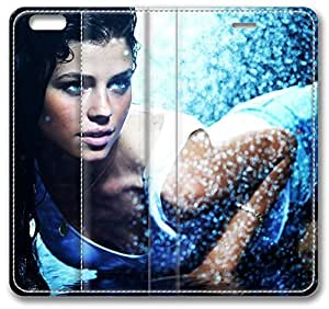 Beautiful Waterfall Samsung Galaxy S5 Case Durable Protective Case for Black Cover Skin - Compatible With Samsung Galaxy S5 SV i9600