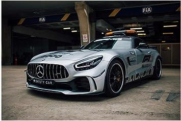 Amazon Com Mercedes Benz Amg Gt R F1 Safety Car 2019 Car