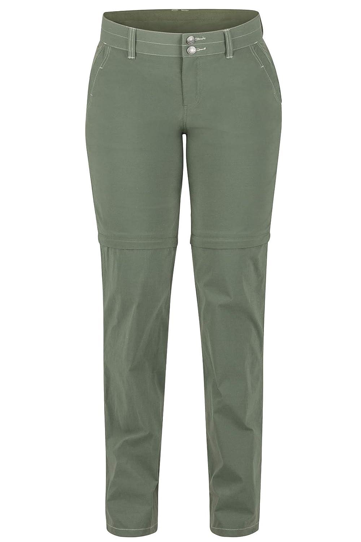 Crocodile M Marmot Women's Wm's Kodachrome Congreenible Trekking, Hiking Trousers, Outdoor Pants with Zip Off Legs