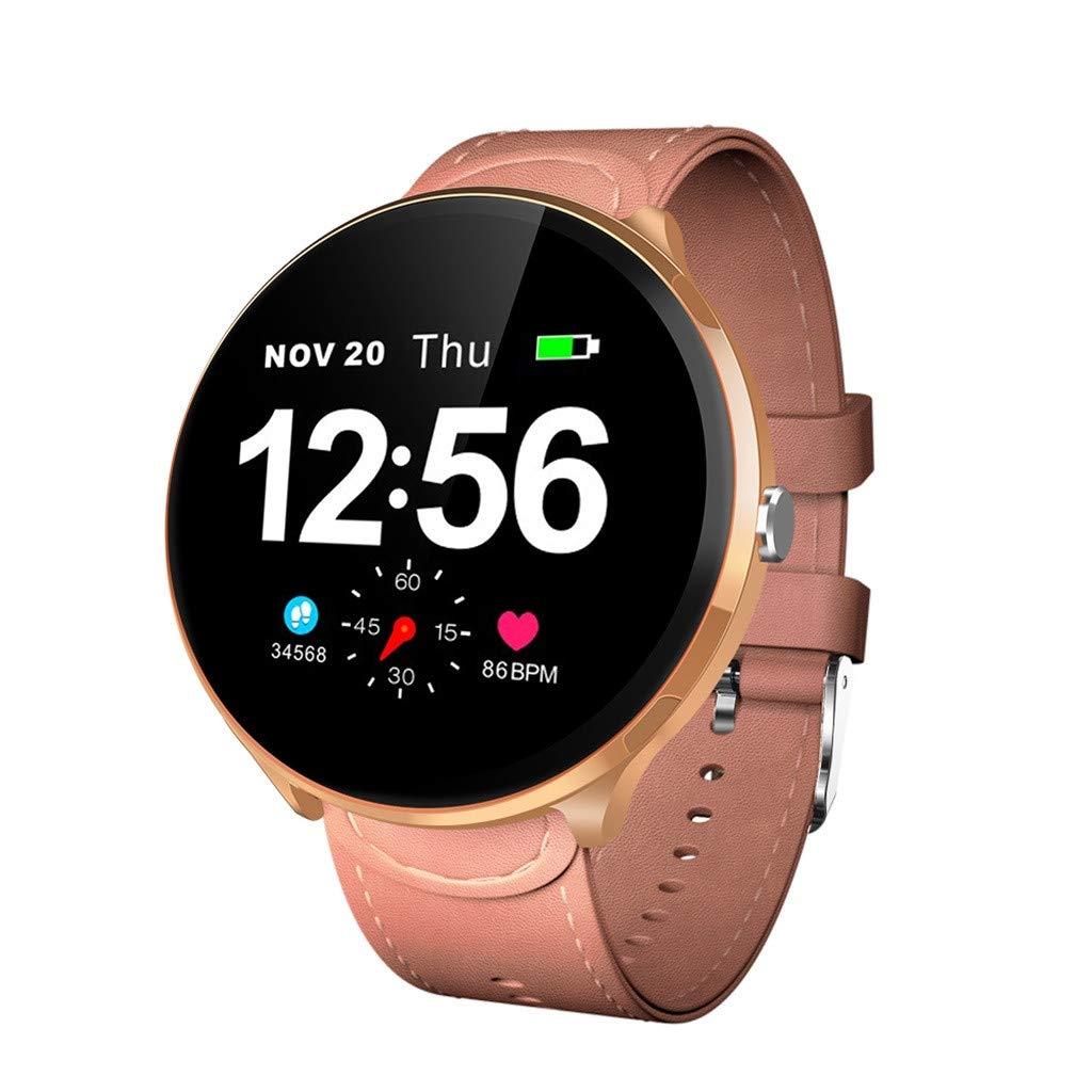 Amazon.com : Aobiny Smart Watch Touch Screen Sport Smart ...