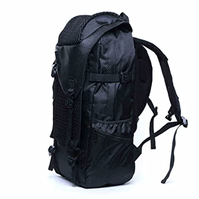 80%OFF Hiking Travel Climbing Camping 35L Mountaineering Daypack With Waterproof Cover Black
