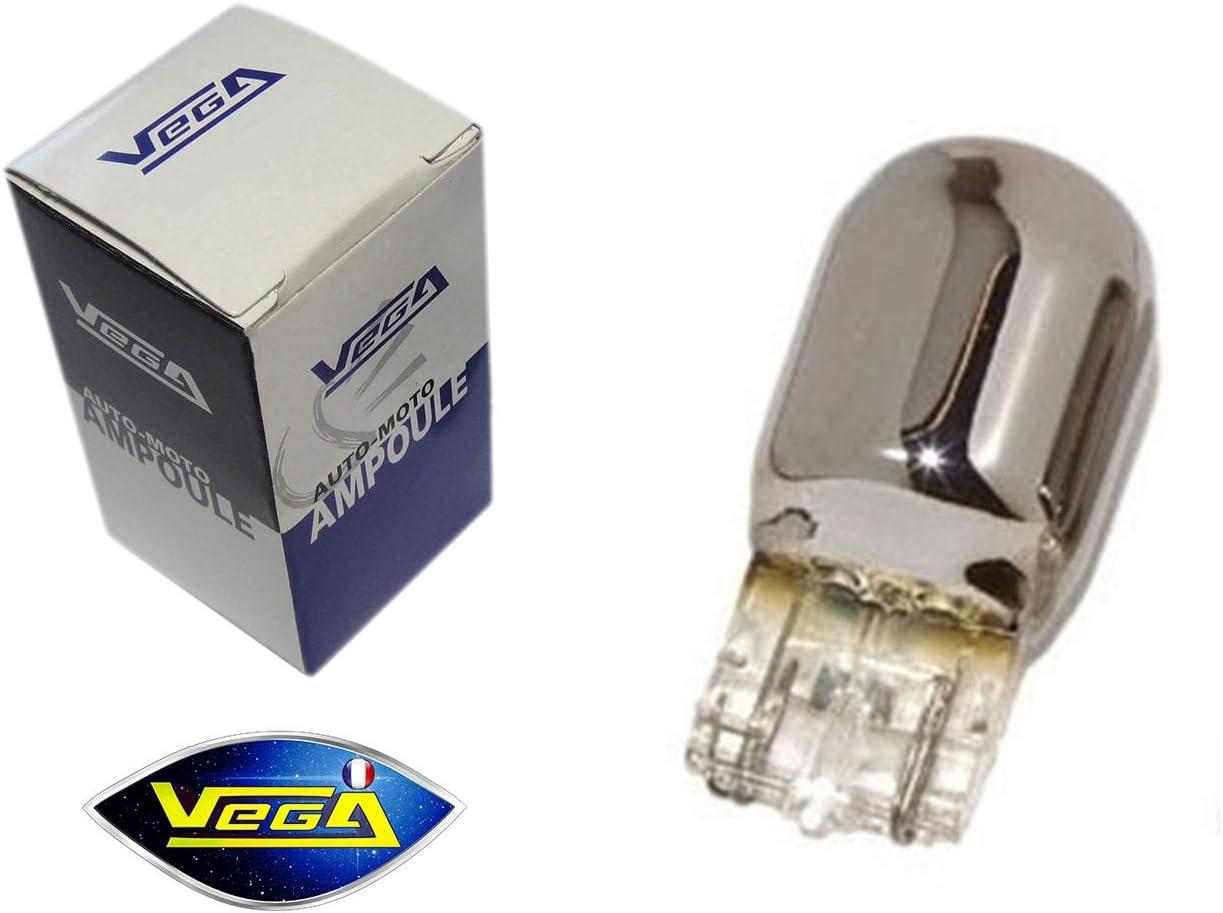 Vega Leuchtmittel Für Blinker Chrom Wy21w T20 Wx3x16d 12v Auto