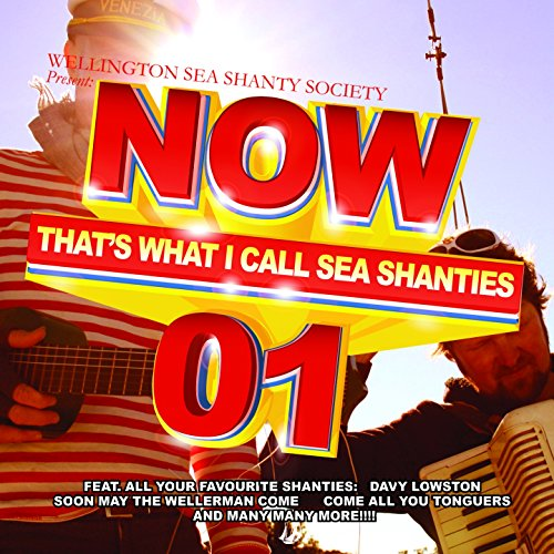 Musicnow1 On Amazon Com Marketplace: Now That's What I Call Sea Shanties, Vol. 1 By Wellington