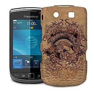 Phone Case For BlackBerry Torch 9800 9810 - Gladiator Fight or Die Hardshell Premium