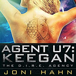 Agent U7: Keegan Audiobook