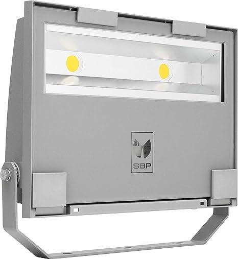 Faro 2 LED Proyector simétrico Guell/2/A40/W 80 W 5000 K 220/240 V ...