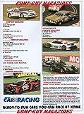 Model Car Racing March April 2013 Magazine NASCAR: 1969 DODGE CHARGER Ford Vs Chevrolet: 1963 Cobra & 1964 Cheetah AUDI R18 LE MANS 2012 WINNER Porsche 911 GT1/ 98 Le Mans