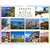 Ceaco 10-in-1 Multi-Pack Around The World Jigsaw Puzzle