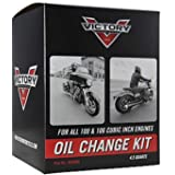 Victory Motorcycle Oil Change Kit 2879600