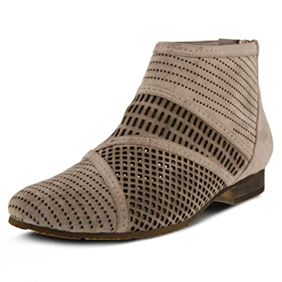 Womens Sarani Bootie Grey