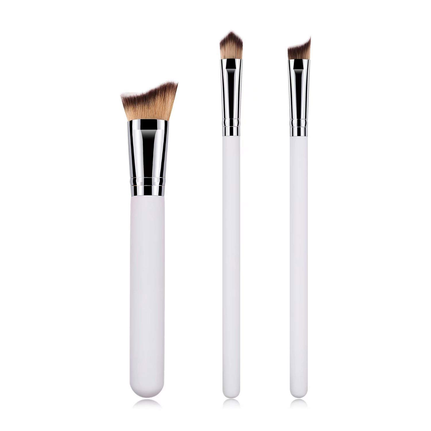 Makeup Brushes, ITME [Upgrade Version] Premium Makeup Brush Set Synthetic Cosmetics Professional Handle Brush, Kabuki Foundation Blending Brush Midsummer Night Dream Makeup Brush Kit (Pack of 11, Coloured) I-11-009