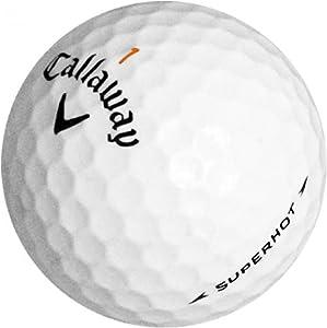 Callaway Superhot Mint Golf Balls