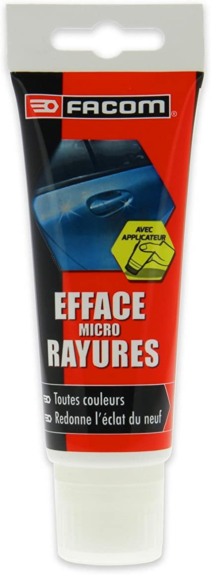 Facom 006170 Clears Micro Rayures Integrated Applicator 100 Ml Tube Auto