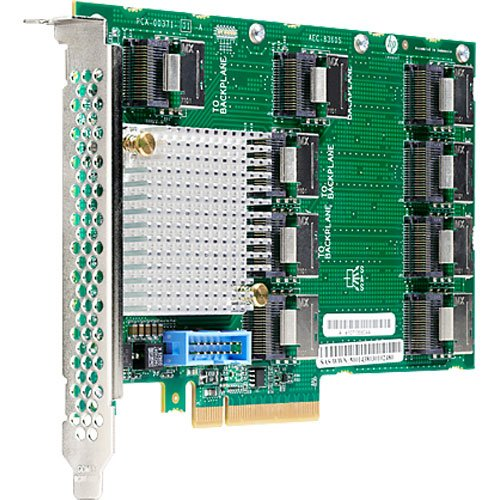 (HPE ML350 Gen10 12Gb SAS Expander Card Kit with Cables)