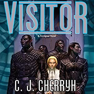 Visitor Audiobook