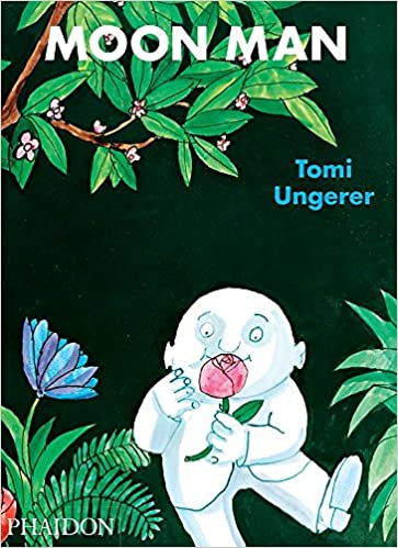 Image result for moon man tomi ungerer