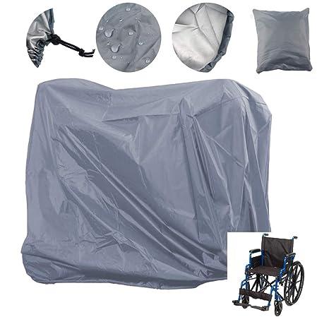 Amazon.com: Funda para silla de ruedas, funda de ...