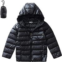 M2C Boys   Girls Ultralight Windproof Hooded Down Puffer Jacket dc05c05c6
