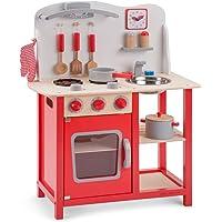 New Classic Toys Toys-11055 Kitchenette - Bon Appetit