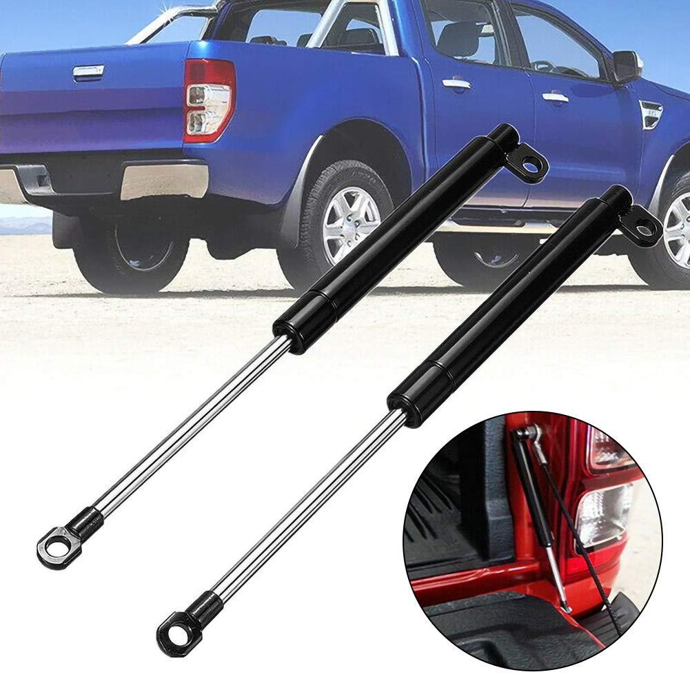 Romdink 2pcs Kofferraum Heckklappe Assist Lift Support Sto/ßd/ämpfer f/ür Ford Ranger T6 2012-2016 und Mazda BT50