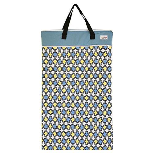 Damask Laundry Bag - 6