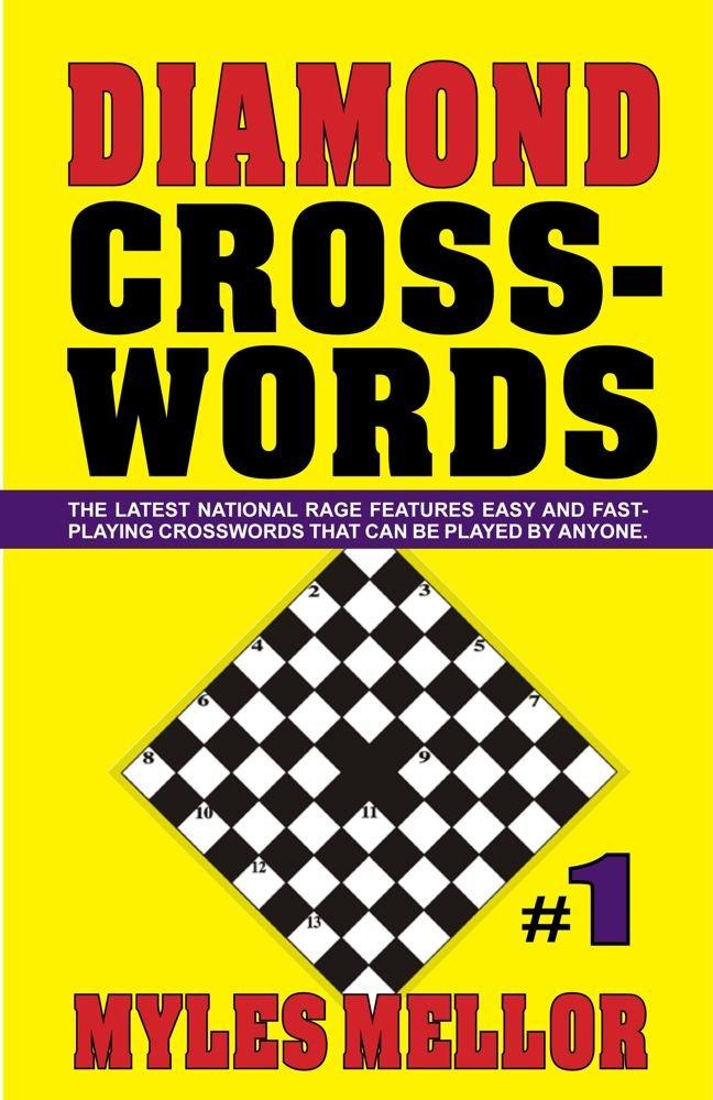 Download Easy Diamond Crosswords #1 pdf epub