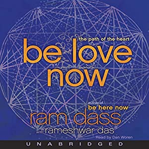 Be Love Now Audiobook