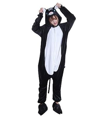 324827649 Amazon.com  Duraplast Adult Fun Pajamas Animal Onesie Lounge Wear ...