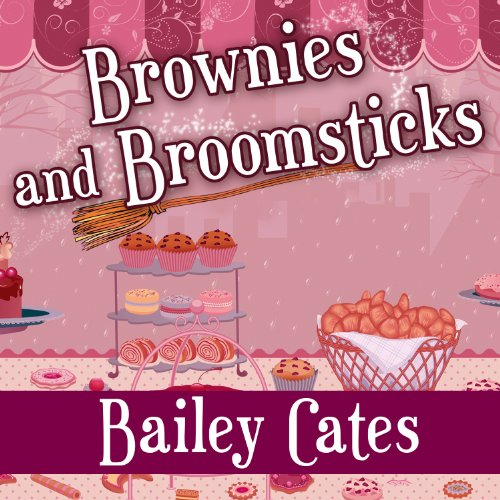 Brownies and Broomsticks: A Magical Bakery Mystery, Book 1