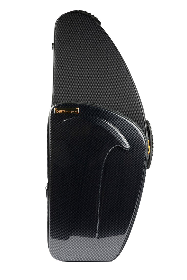 BAM TREK3022SC Custodia per Sax Tenore  New Trekking  (Nero Carbone)