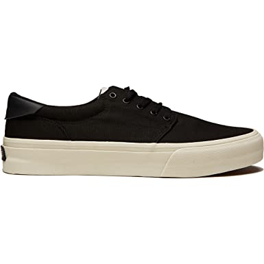 Straye Fairfax Shoes - Black/Bone - 8.5