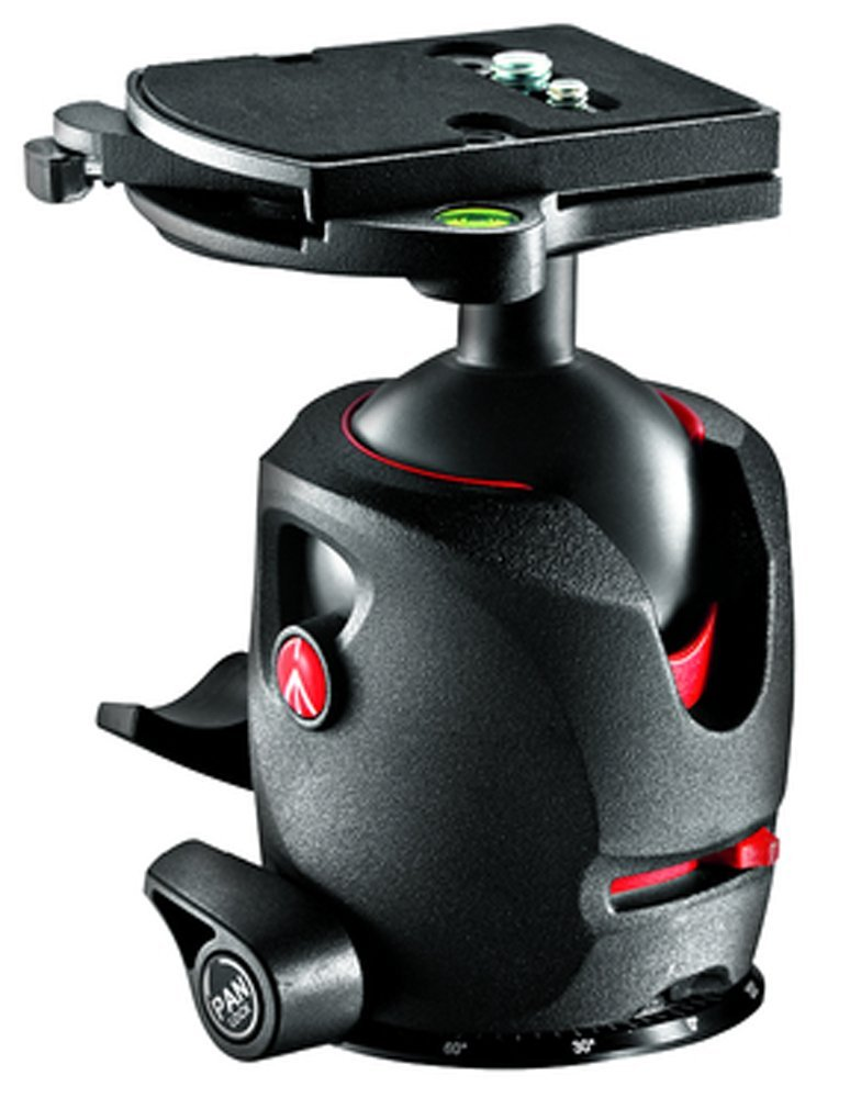 Manfrotto MH057M0-RC4 057 Magnesium Ball Head with RC4 Quick