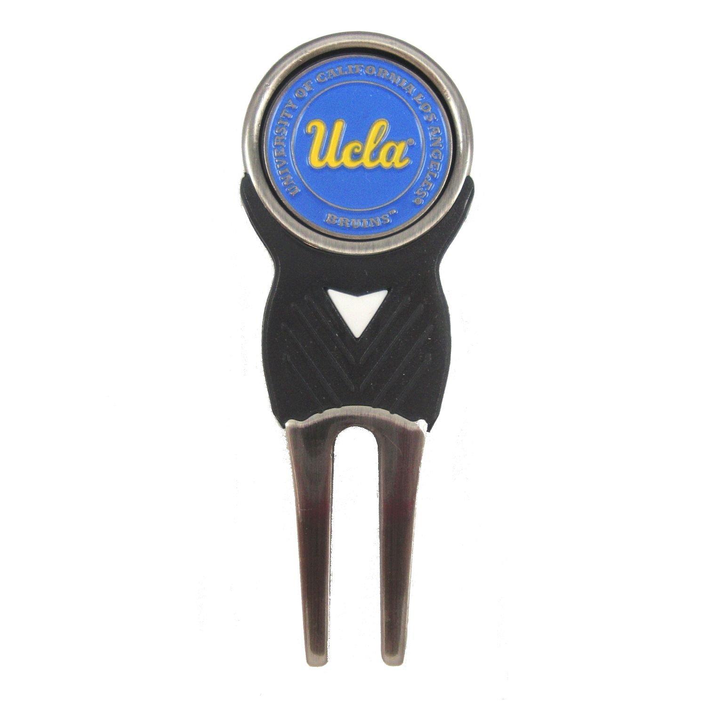 UCLA Bruins Divot Tool With Double Sidedゴルフボールマーカー   B000ZFJXZI