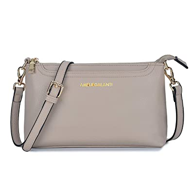 where can i buy cheapest skilful manufacture Crossbody Bags for Women, Lightweight Purses and Handbags PU Leather Small  Shoulder Bag Satchel with Adjustable Strap