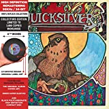 Quicksilver - Cardboard Sleeve - High-Definition CD Deluxe Vinyl Replica