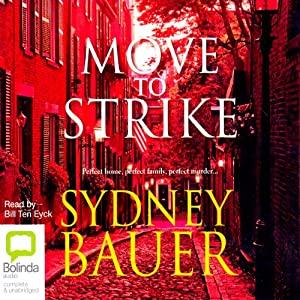 Move to Strike Hörbuch