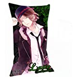 Amazon.com: Camplayco Sword Art Online Kirito Logo Pillow