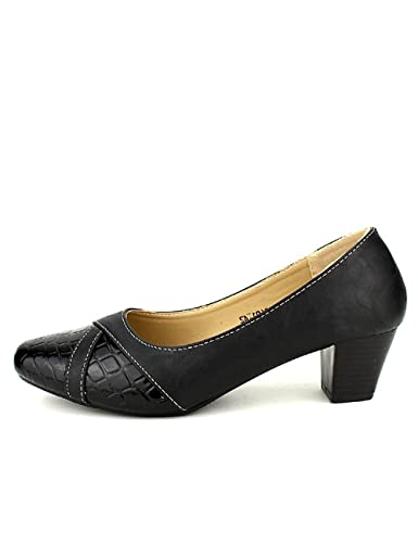 Escarpins Noirs Chaussures Femme Libra Pop Cendriyon TYqwSfdT