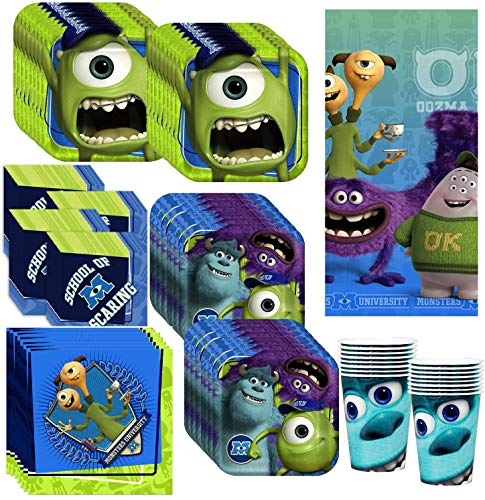 monster inc party napkins - 8