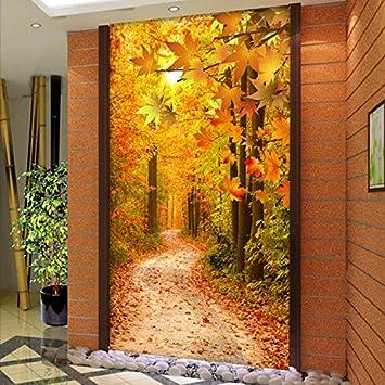 Genial All Die Tür Aufkleber Selbstklebende Landschaft Schlafzimmer Wohnzimmer  Schrank Schiebetür Dekoration Aufkleber 125 X 70 Cm