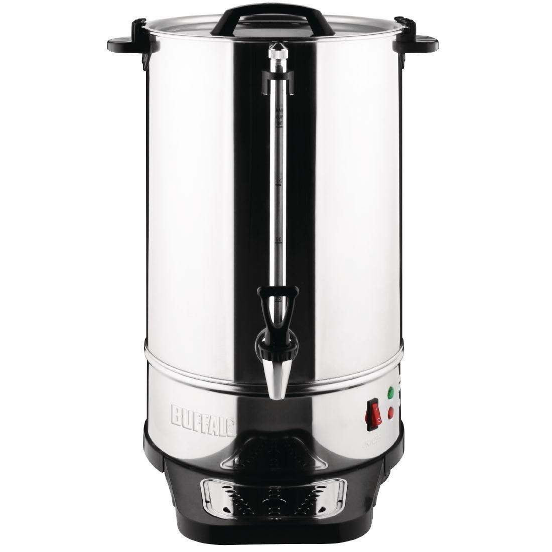 Buffalo CN295 cafetera de filtro, 15 L 15L Nisbets