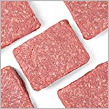 Pre, 16 (1 LB) 80% Lean Ground Beef Bricks – 100% Grass-Fed, Grass-Finished and Pasture-Raised (16 LBS)